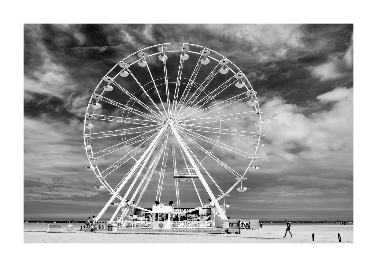 La grande roue - Ouistreham.