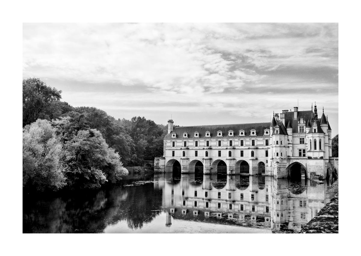 Le château des dames - Chenonceau.