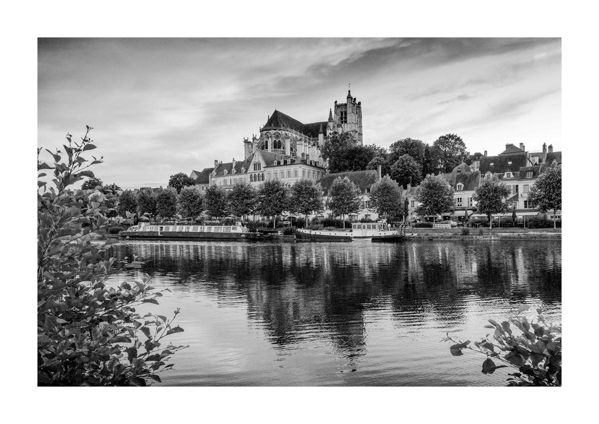 Reflets - Auxerre.
