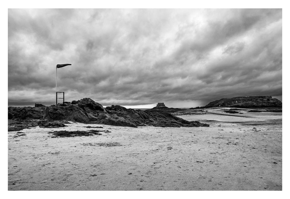 Le sens du vent - Saint Malo.