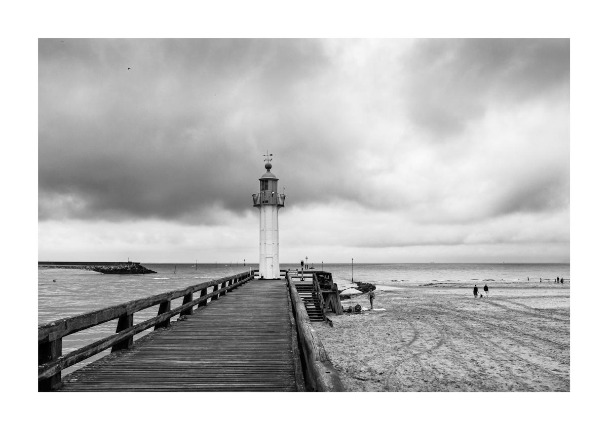 Le phare - Trouville.