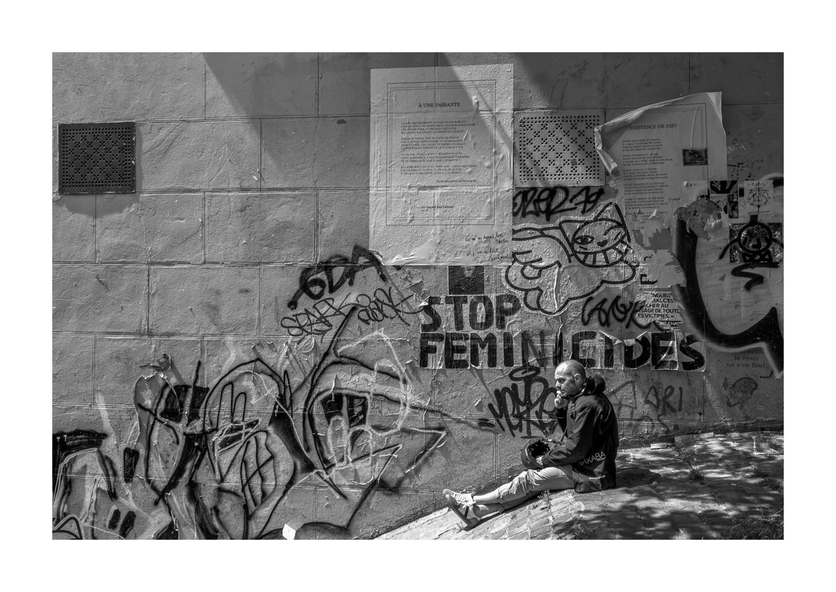 Féminicides - Paris