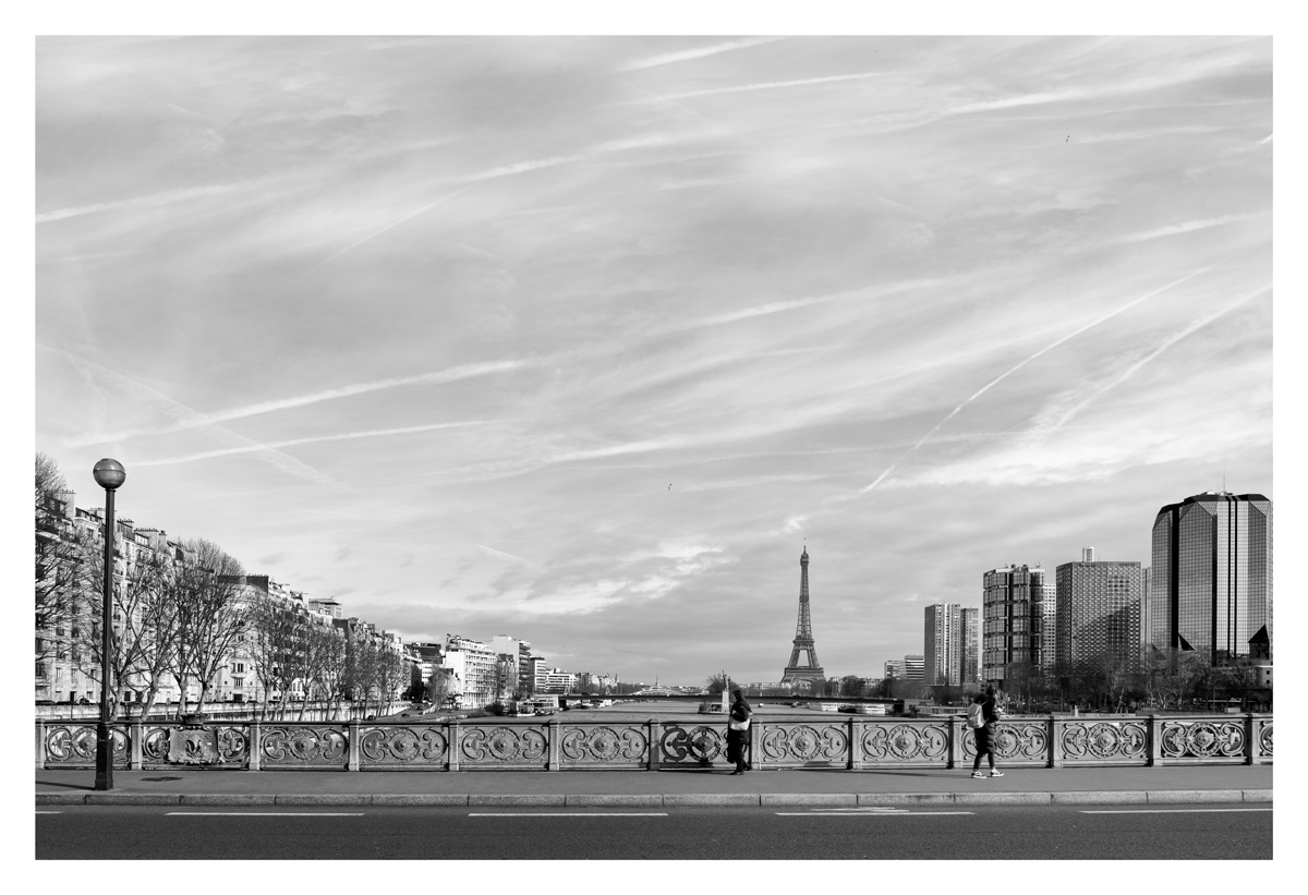 De là haut- Paris.