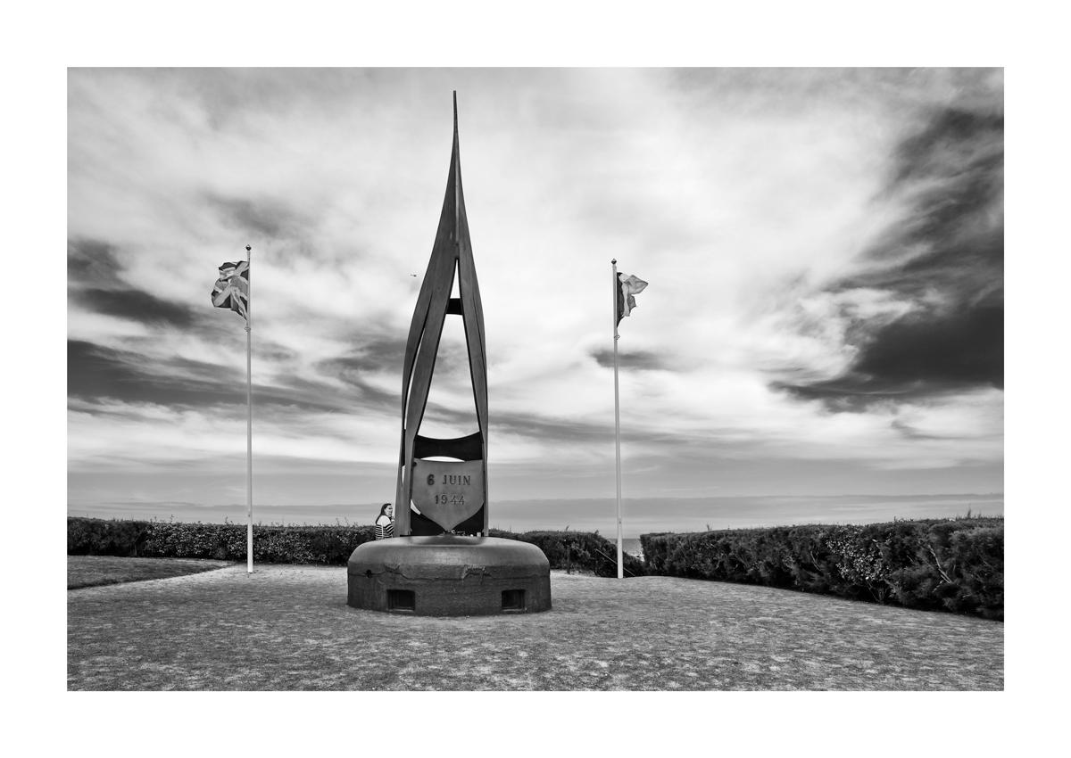 Mémorial - Ouistreham.