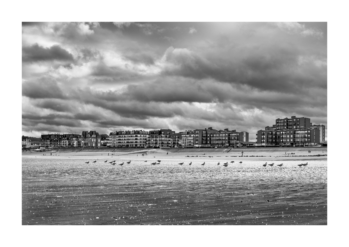Fastueux - Cabourg.