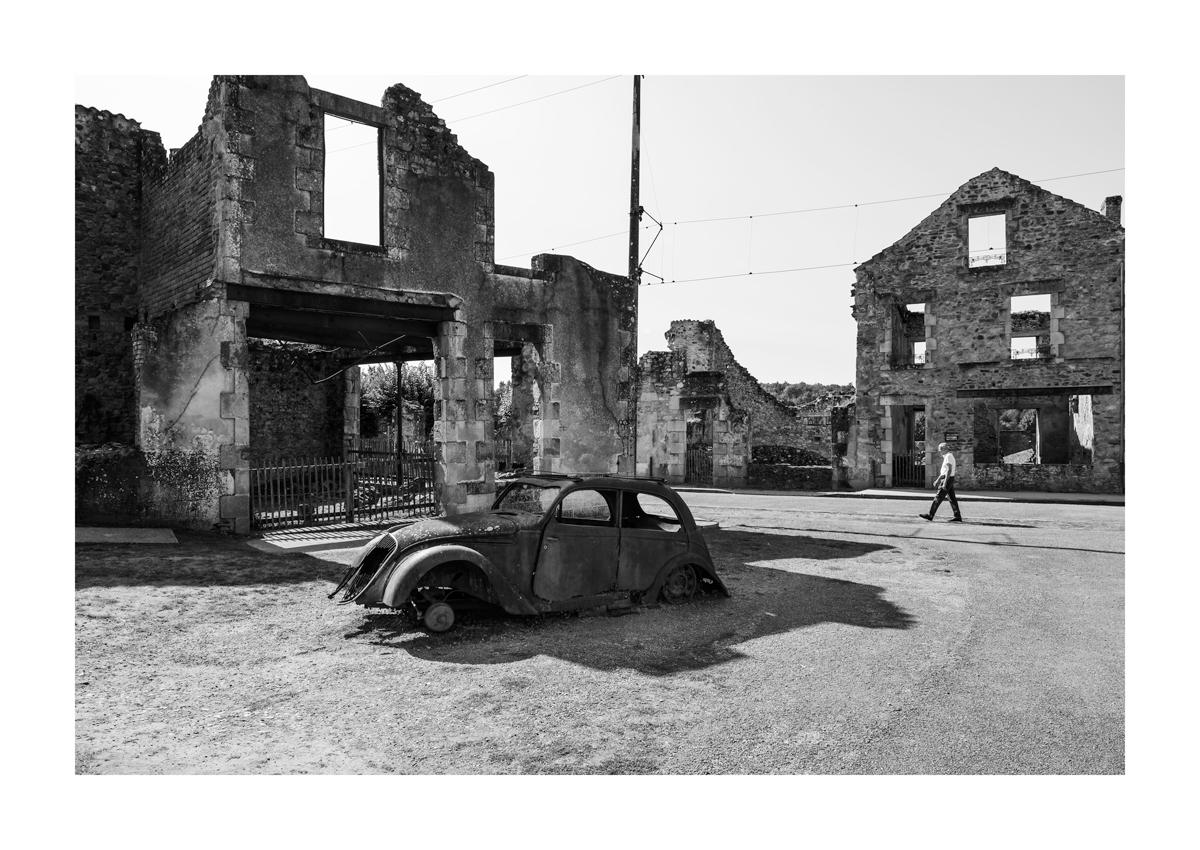 Les témoins - Oradour-sur-Glane.