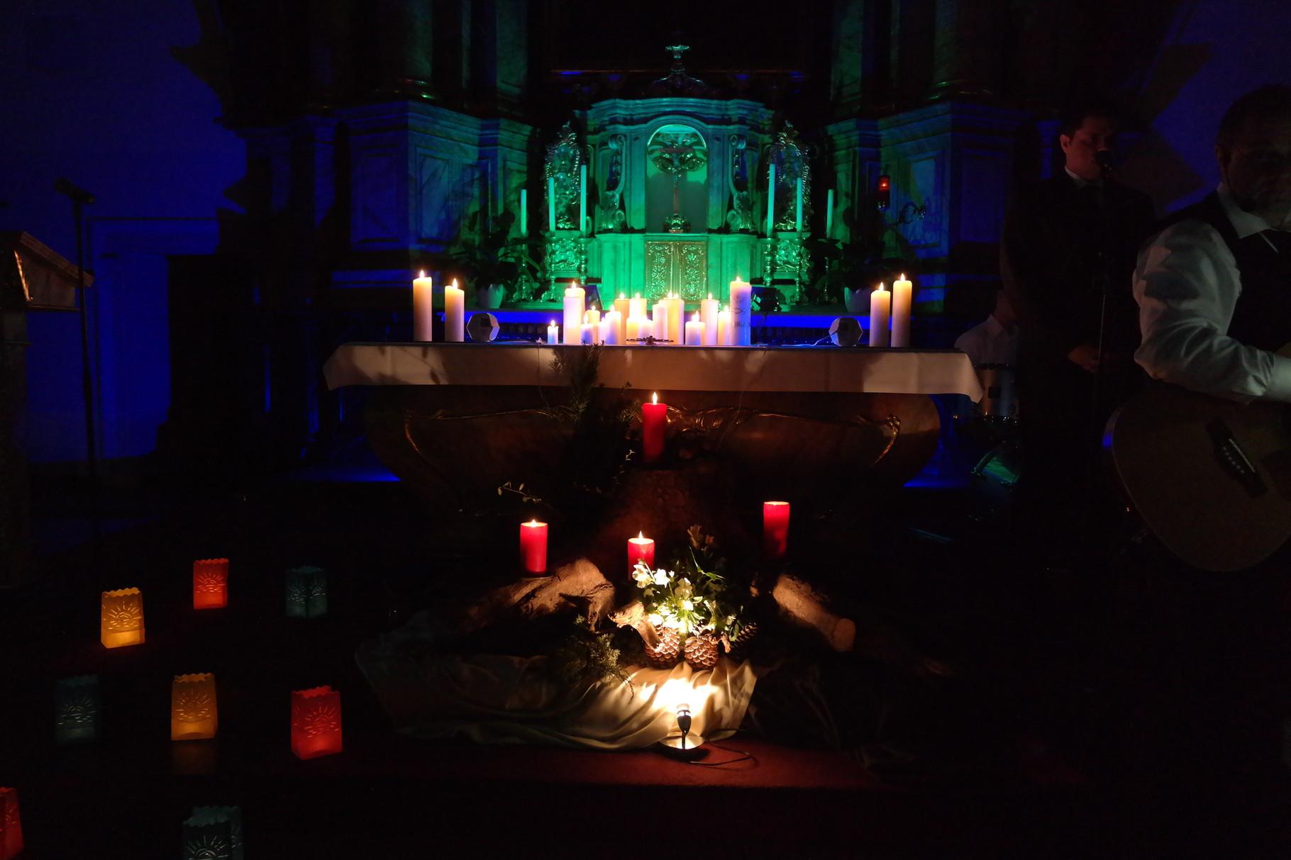 Weihnachtskonzert in Großenlüder 2015