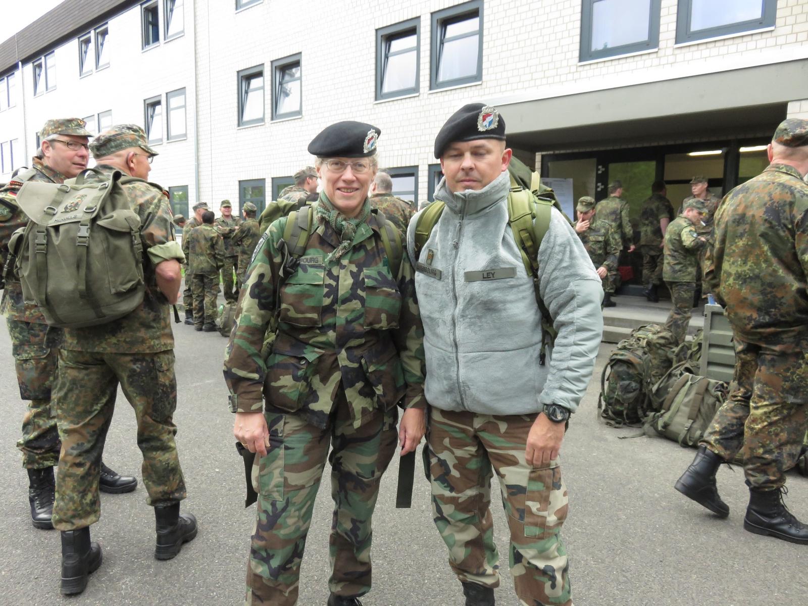 Leistungsmarsch Bonn Bad Godesberg (D) 14-05-2016