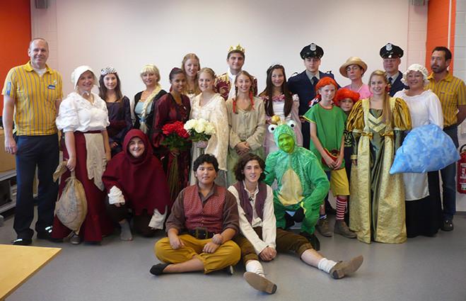 Montessori Theaterschule Kassel