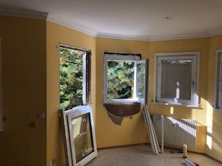 Fenster Montage