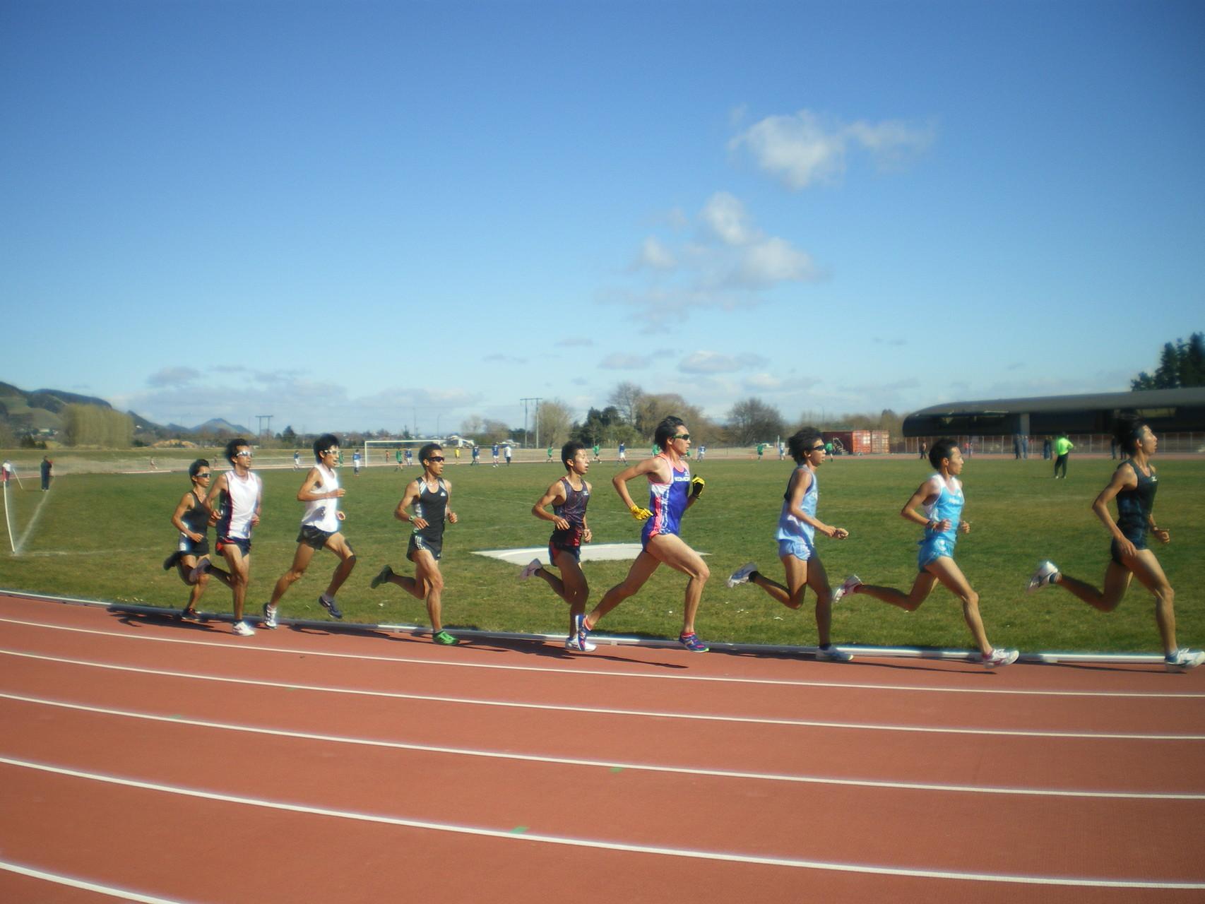 Saxton Track 400mオールウェザー