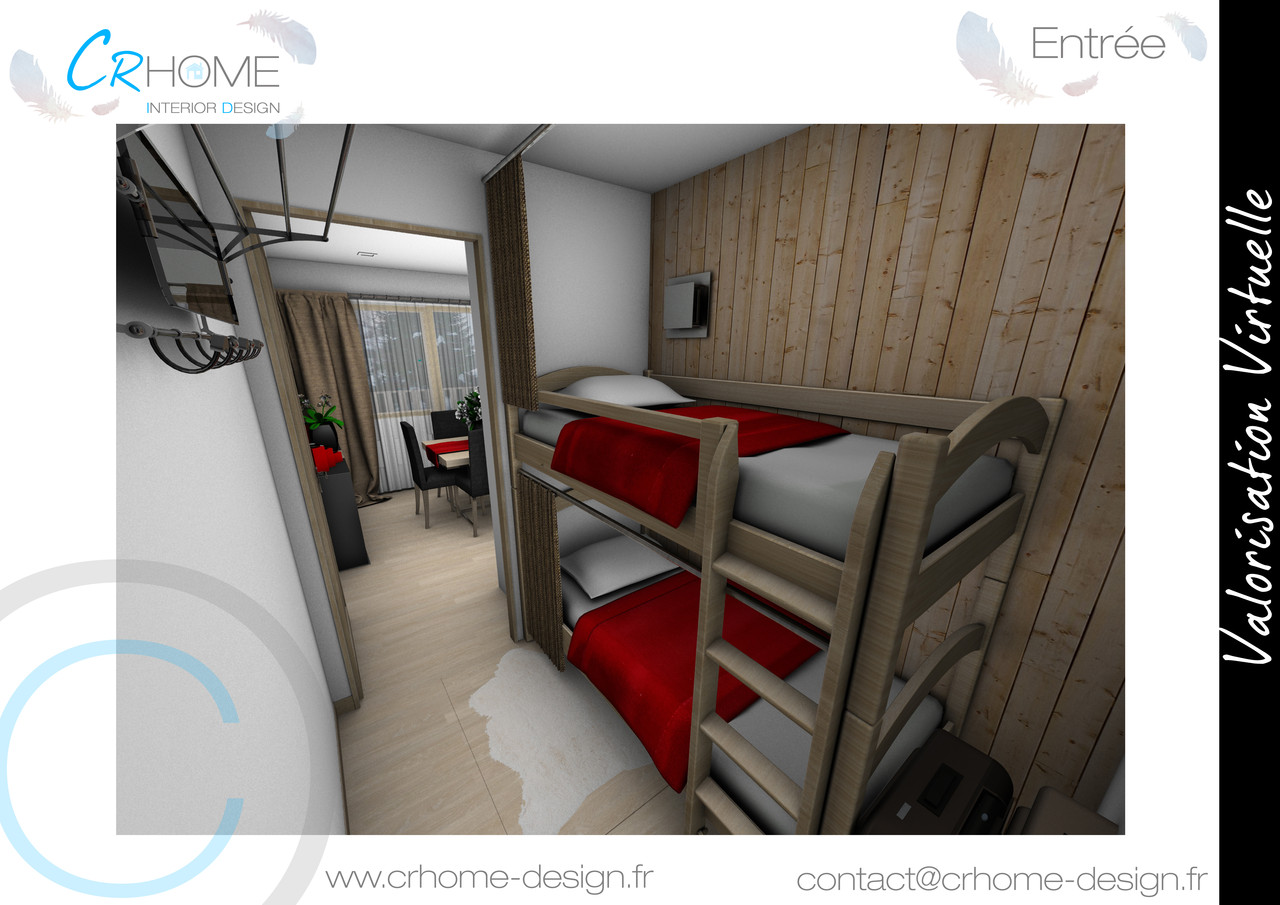 Appartement de vacances crhome design architecture d - Appartement de vacances styleshous design ...