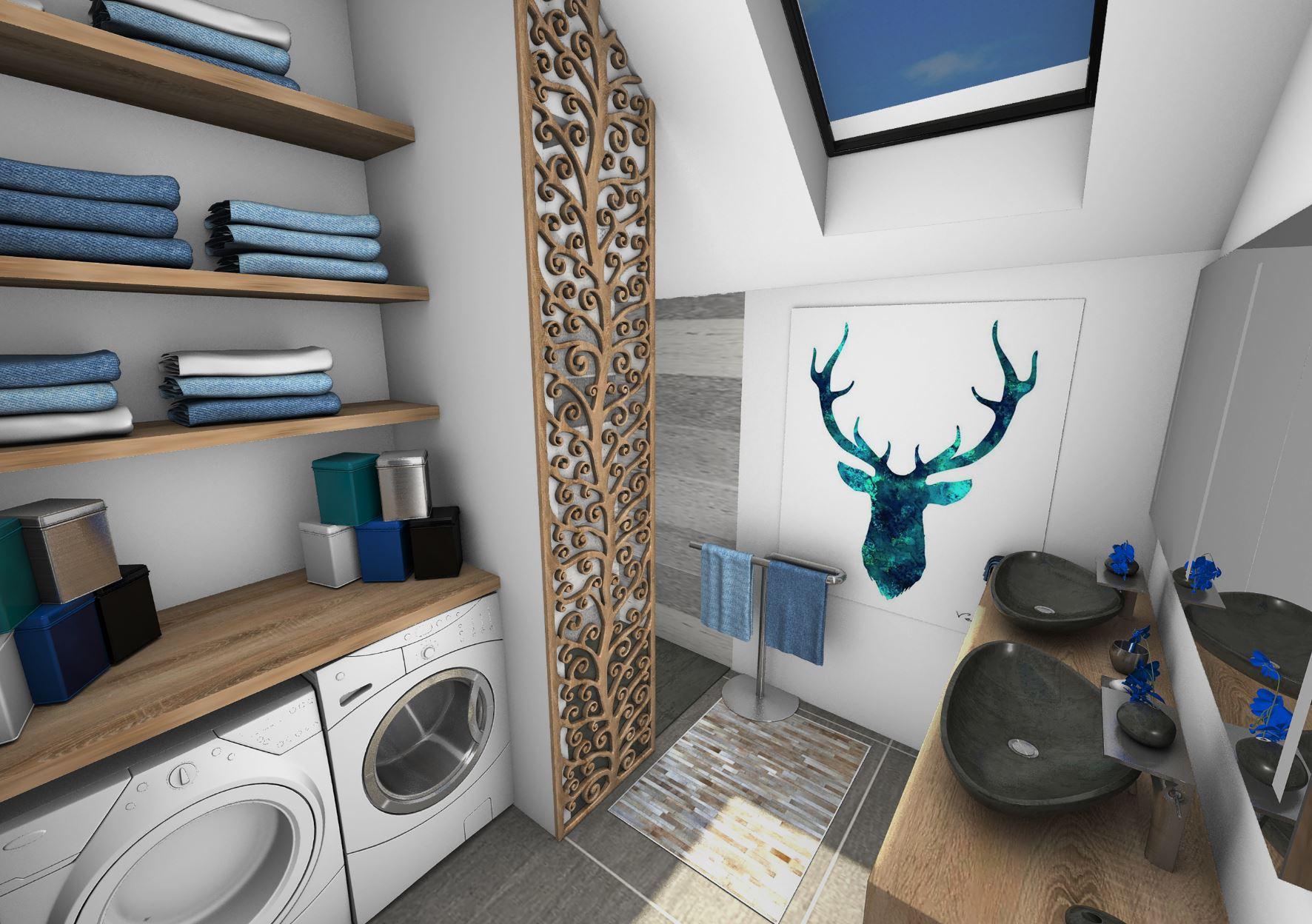 Crédits 3D CRHOME DESIGN