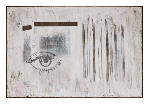 vom innen und außen, Leinwand, 60 x 90 cm