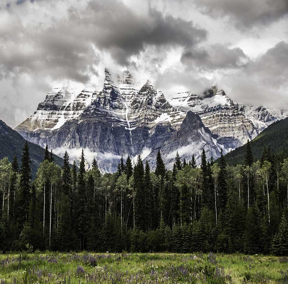 Claude Fournon : Mont Robson
