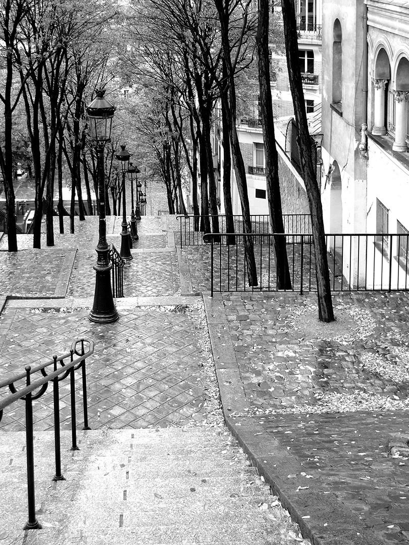 Michel Paret Montmartre