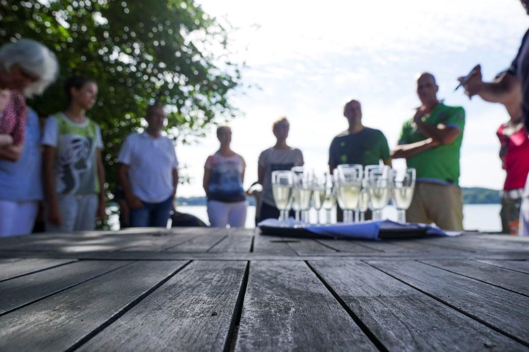 Ernährungs- und Fitnessberatung von Coach Sabine Riebensahm in der Villa Martha am Küchensee