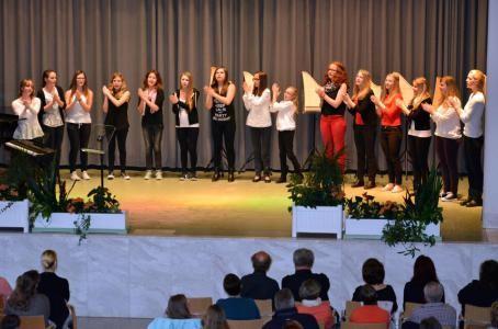 Schulchor Jack-Steinberger Gymnasium