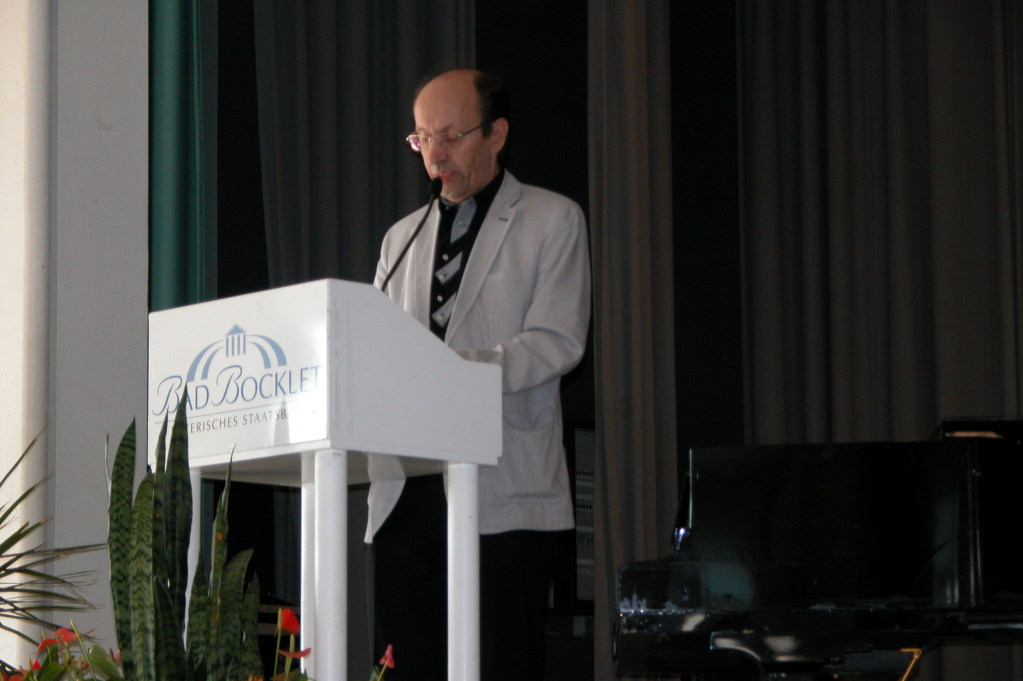 Siegfried Gottwald - stellv. Vorsitzender SG Bad Kissingen