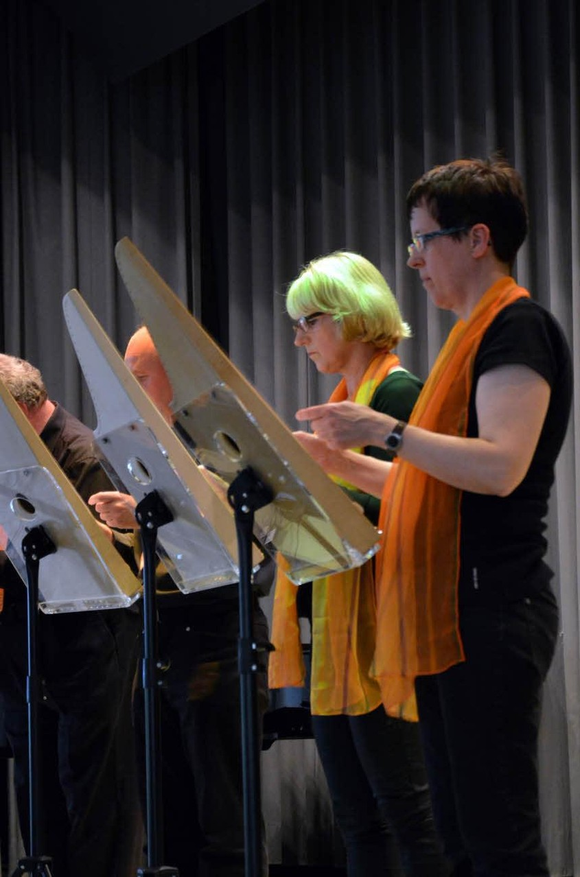 Veeh-Harfengruppe Nüdlingen