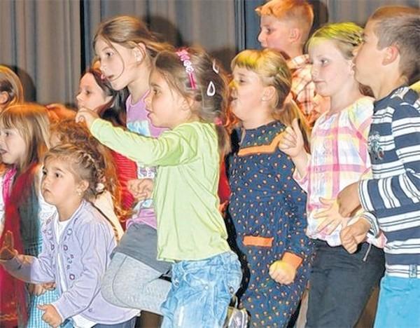 Kinder-Singkreis Burkardroth
