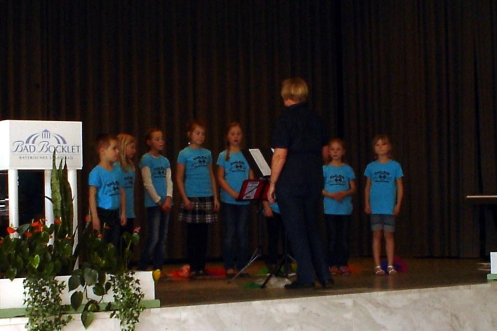 Die coolen Kids Wonfurt - Leitung: Waltraud Hellwig