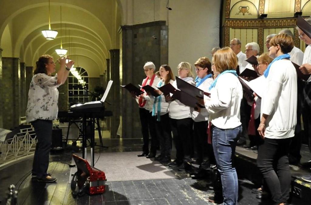 Fuschter Chor  -Birgit Schultz