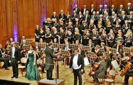 170 Jahre - Kissinger Sängervereinigung - Jubiläumskonzert - 3.5.15