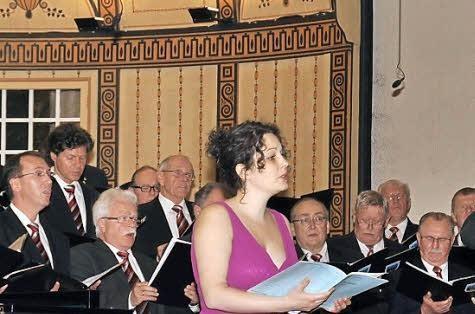 Konzert mit Judith Bergmann - Wandelhalle Bad Kissingen - 130414