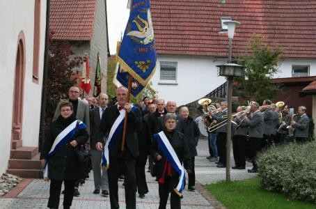 Kirchenparade - 125-jähriges Vereinsjubiläum - 171015