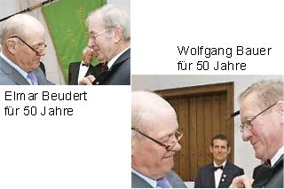 Sängerkreisvorsitzender Paul Kolb ehrt - 2014