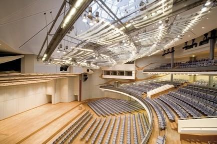 Liederhalle Hegelsaal - Kapazität - 1.745 Personen