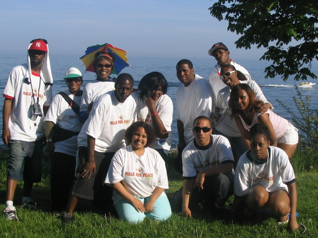 2006 WALK FOR PEACE  - REACHOUT GROUP