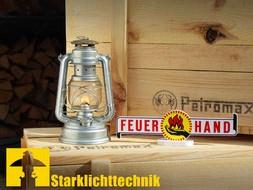 Neue Feuerhand Laternen und Zubehör kann man hier kaufen (Bild anklicken)