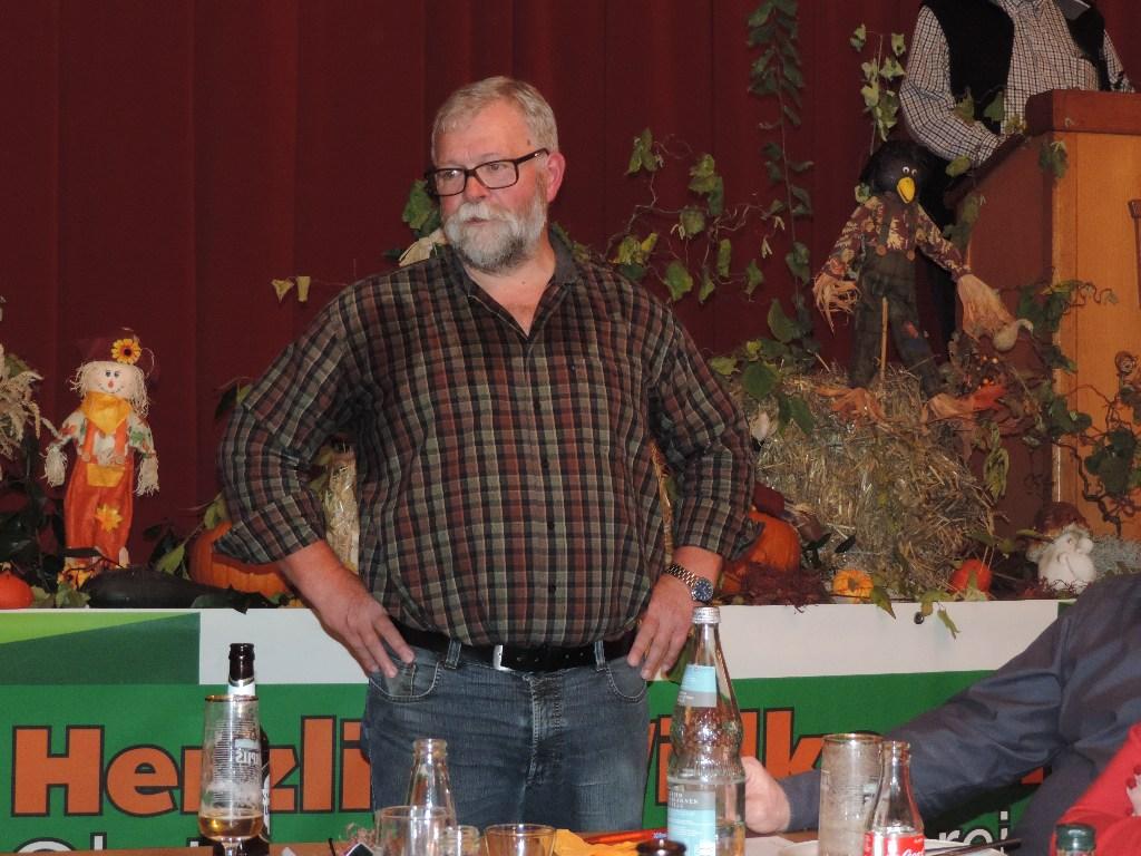 Harry Lavall - Geschäftsführer Kreisverband