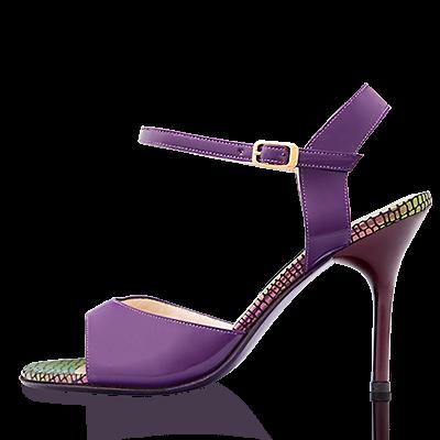 S365-430 Charol Violeta