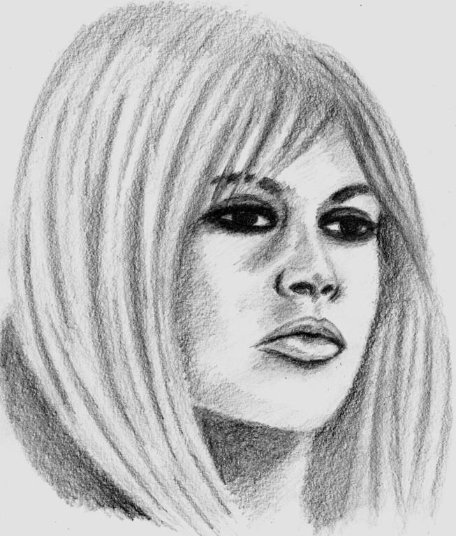 Favori Portrait sur toile - Site de ccomchat ! QG54