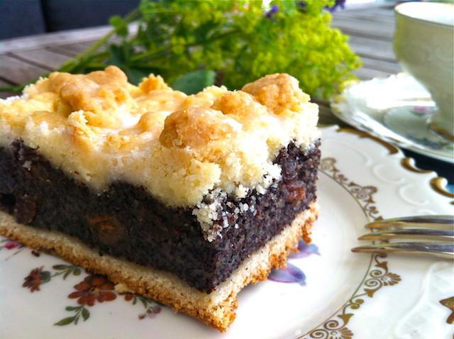 Mohnkuchen Rezept von develloppa