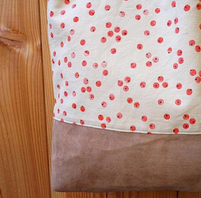 die neue Tasche- Detail (develloppa)