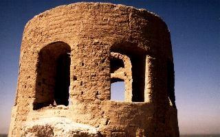 Alter Feuertempel von Isfahan (3. Jhd. n. Chr.)