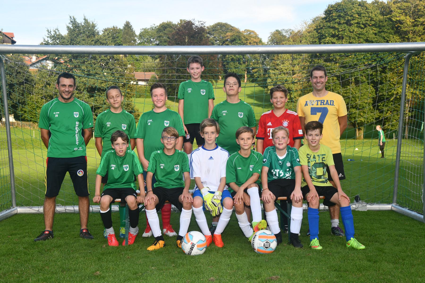 D3 Jugend U12 U13 2019 2020 Tsv Murnau Fussball