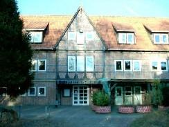 Freizeithaus in Buxtehude, der Sitz des SJR
