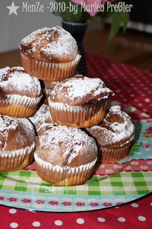 Cupcake, Backrezept,Muffin, Schokokucken