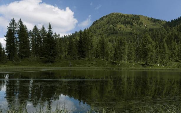 Il laghetto delle Maresse