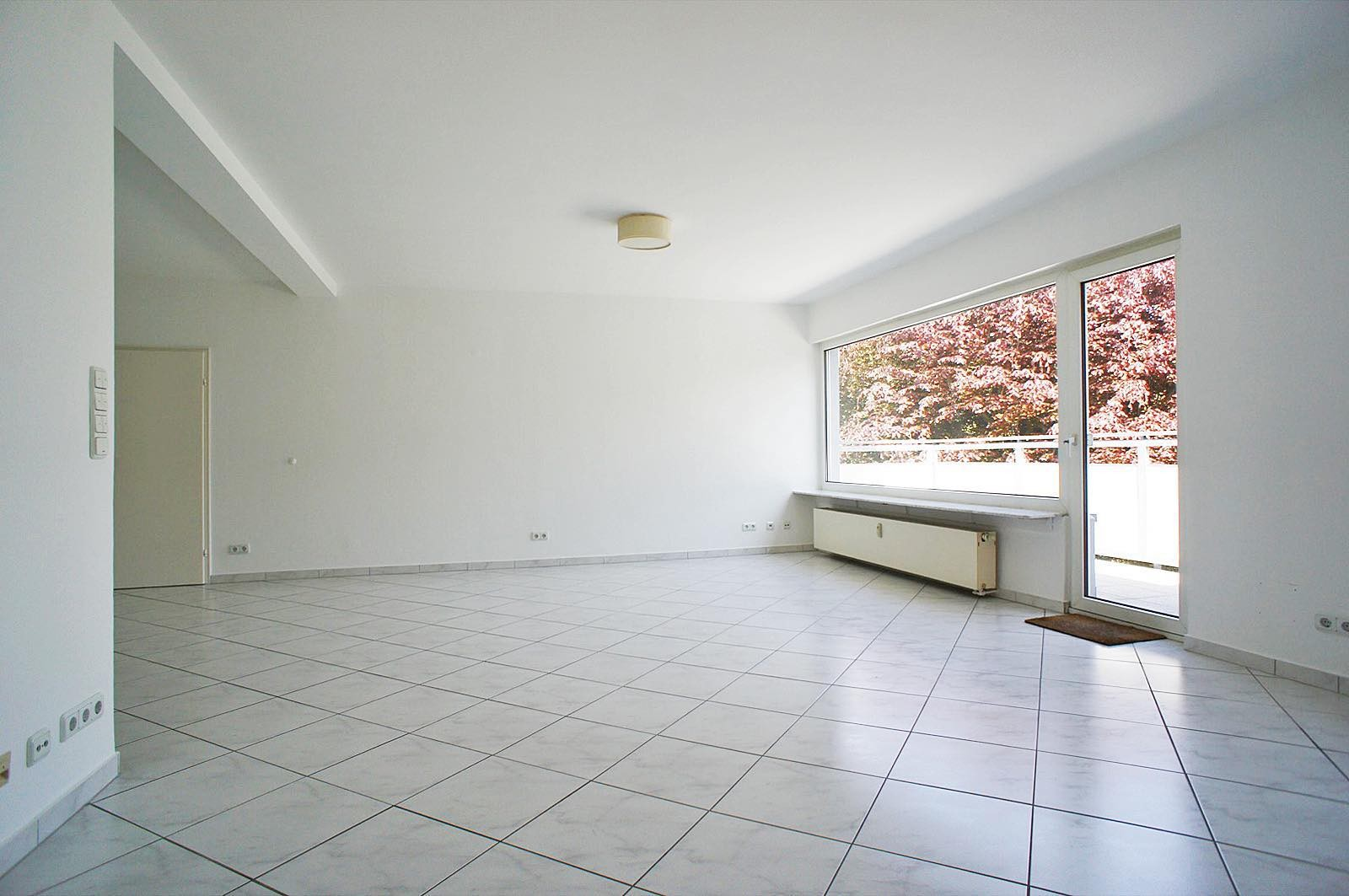 Wohnzimmer Wohnung Komponistenviertel