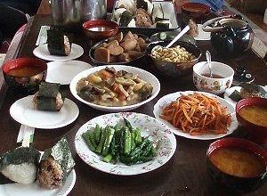 お母さんの手作りお昼ご飯は、実は一番人気!?