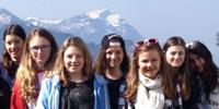 Skilager 1. Oberstufe