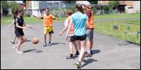 Sommersporttag MS2/Orst
