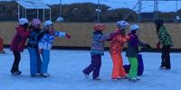 Eislaufen in Spiringen