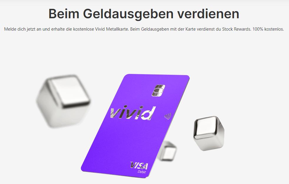 Vivid | Neu: Bis zu 25% Cashback bei Amazon, Lieferando, Edeka, DM und Co